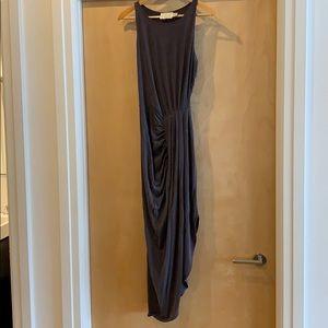 Cynthia Rowley Draped Jersey Dress